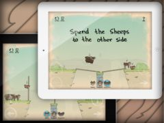 free iPhone app The Sheeps HD
