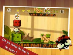 free iPhone app KungFu BugsHD