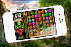 free iPhone app The Treasures of Montezuma 2