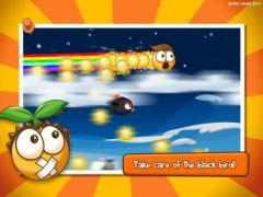 free iPhone app Bouncy Seed!