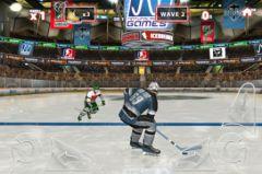 free iPhone app Icebreaker Hockey