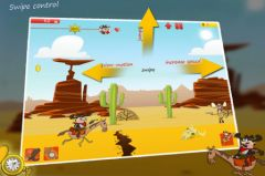free iPhone app Banditoo: The Escape
