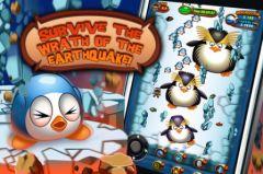 free iPhone app Pesky Penguins