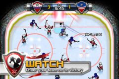 free iPhone app Big Win Hockey