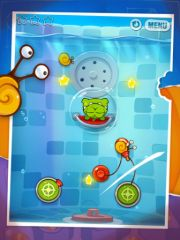 free iPhone app Cut the Rope: Experiments HD