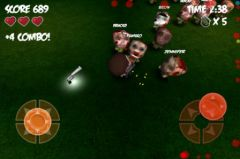 free iPhone app ZombieFace