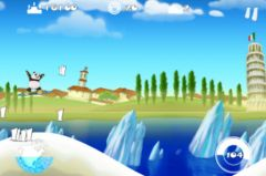 free iPhone app Panda Blair!