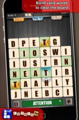 free iPhone app Letris Power