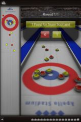 free iPhone app Age of Curling