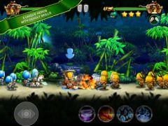 free iPhone app Little 3 Kingdoms