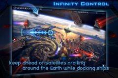 free iPhone app Infinity Control: Starseed