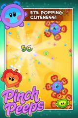 free iPhone app Pinch Peeps