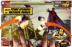 free iPhone app Marvel KAPOW!