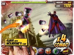 free iPhone app Marvel KAPOW!
