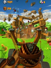 free iPhone app Catapult king
