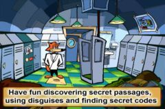 free iPhone app Spy Fox in Dry Cereal