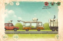 free iPhone app Shaun the Sheep - Home Sheep Home 2