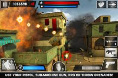 free iPhone app Bravo Force: Last Stand