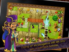 free iPhone app Three Kingdoms TD - Fate of Wei
