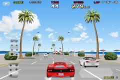 free iPhone app Final Freeway