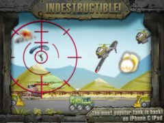 free iPhone app IndestructoTank
