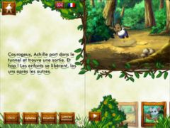 free iPhone app Fun with Forest Friends