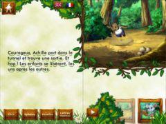 free iPhone app Les Copains de la forêt