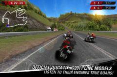 free iPhone app Ducati Challenge