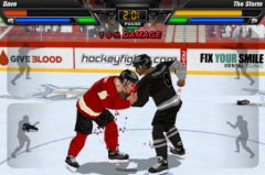 free iPhone app Hockey Fight Pro