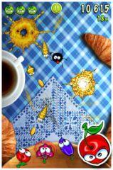 free iPhone app Fruit Rumble