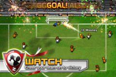 free iPhone app Big Win Soccer