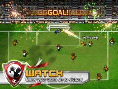 free iPhone app Big Win Soccer