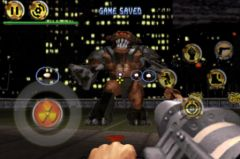 free iPhone app Duke Nukem 3D