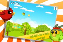 free iPhone app Bouncy Bird