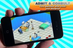 free iPhone app Hospital Frenzy