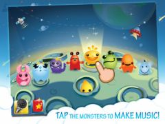 free iPhone app Monster Chorus