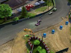 free iPhone app Reckless Racing 2