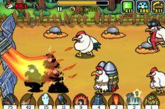 free iPhone app Chicken Revolution