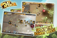 free iPhone app Splat Attack