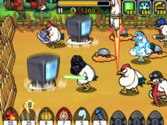 free iPhone app Chicken Revolution