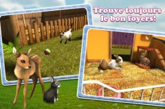 free iPhone app PetWorld 3D