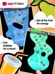free iPhone app Bouncy Bug