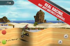 free iPhone app Mad Skills Motocross