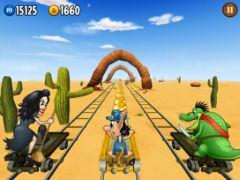 free iPhone app Hugo Troll Race