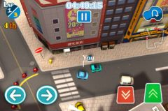 free iPhone app CitiRacing - No Need for Speed