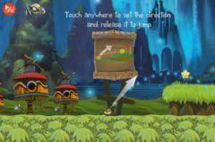 free iPhone app Golden Ninja Pro