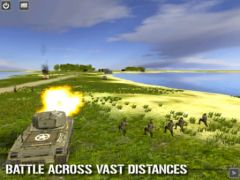 free iPhone app Combat Mission : Touch