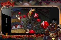 free iPhone app DevilDark: The Fallen Kingdom