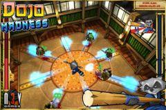 free iPhone app Dojo Madness