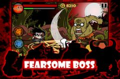 free iPhone app Blood Ninja:Last Hero